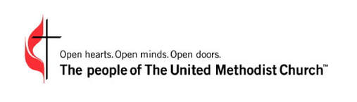 Open Hearts. Open Minds. Open Doors. The United Methodist Church.